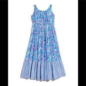 Lilly Pulitzer for Target girls Dress My Fans  7/8